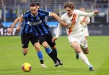 Inter y Roma empatan sin goles en fecha 15 de Serie A