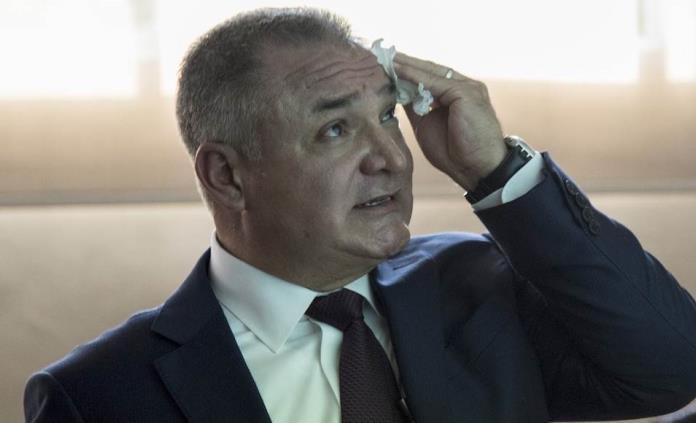 Detienen por corrupción a Genaro García Luna en Texas