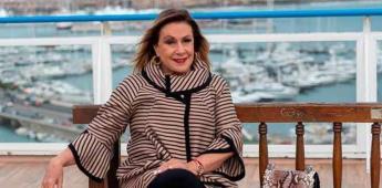 No cualquiera puede ser la mala, dice Laura Zapata