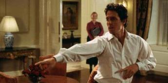 """Escena de baile en """"Realmente amor"""" fue un infierno: Hugh Grant"""