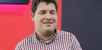 Ojitos de huevo, el comediante con discapacidad visual que invita a reírse de la vida en YouTube