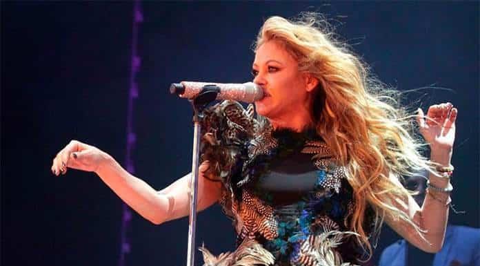 "Paulina Rubio: ""soy una gitana de la música""'>"