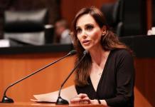 Lilly Téllez se queda en bancada de Morena: Tribunal Electoral