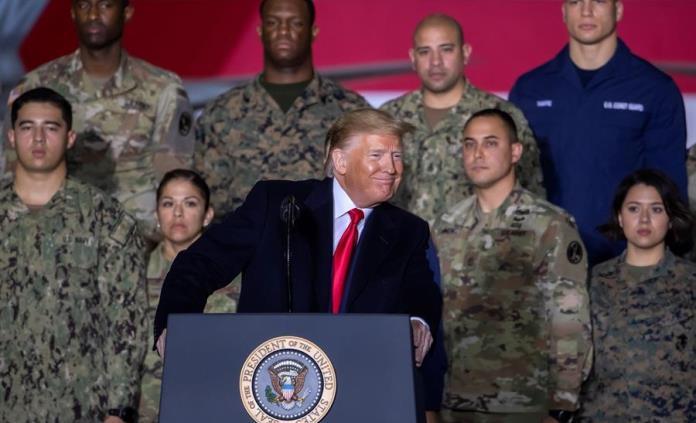 Aprueba Trump la creación del primer Comando Espacial