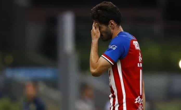 Regresaremos de cero a la Liga MX: Briseño