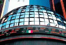 Bolsa Mexicana pierde .25% en espera de reportes corporativos