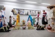 Artesanos hidalguenses exponen nacimiento en El Vaticano