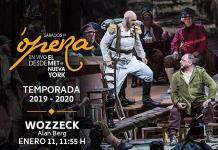 UASLP ofrecerá la ópera Wozzeck en el Teatro del CC200