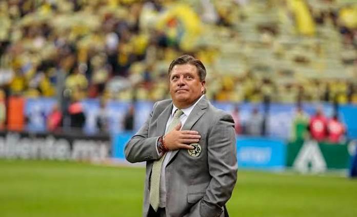 Miguel Herrera acepta que quiere récords y ser un histórico del América