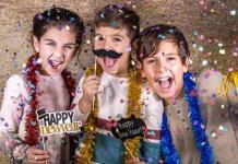 Propósitos de año nuevo para los niños