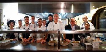 Restaurantes en Londres resisten al brexit