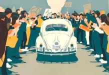 Volkswagen despide al Vocho con un emotivo video