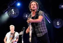 """Pearl Jam lanzará su disco """"Gigaton"""" en marzo"""