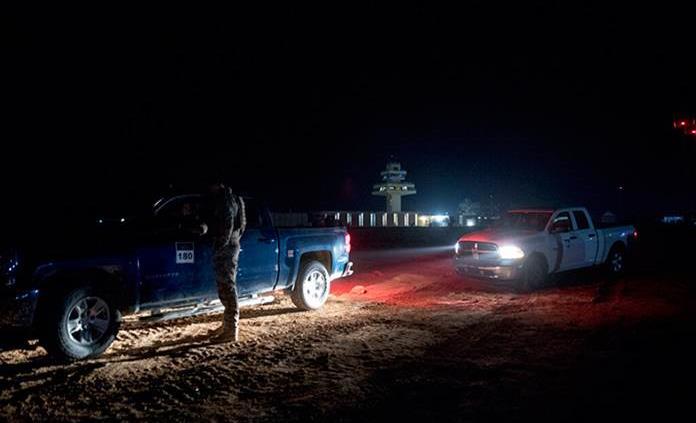 Impactan cohetes en una base militar iraquí con presencia de tropas de EEUU