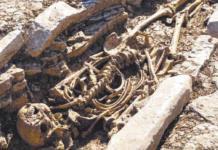 Descubren Antiguo cementerio bajo futura escuela en Inglaterra