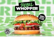 Burguer King lanza hamburguesa de plantas no apta para vegetarianos