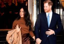 Harry y Meghan darán un paso atrás como miembros de la realeza británica