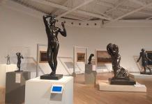 "La ""Era de Rodin"" en el Museo Soumaya"