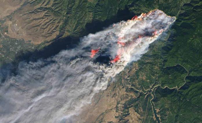 Fundador de Amazon, criticado por baja donación contra incendios en Australia