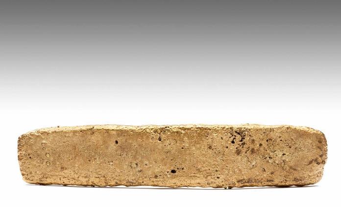Confirman que tejo de oro hallado en México es vestigio del expolio de la Noche Triste
