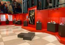 ONU exhibe obras de arte recuperadas por Italia
