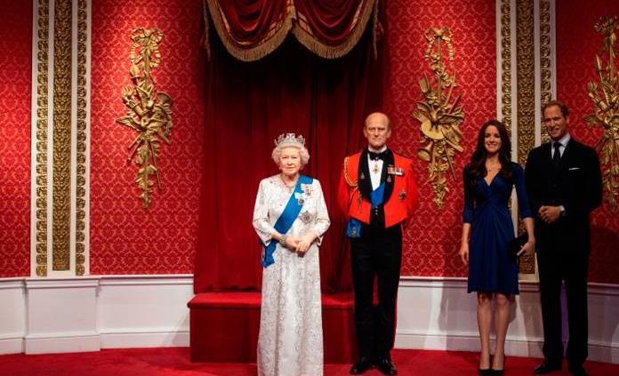 Museo Madame Tussauds retira figuras de Harry y Meghan