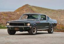 El Mustang de Steve McQueen en Bullitt se vende por 3.4 millones de dólares