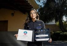 Joven mexicana cumple su sueño de ir a la NASA
