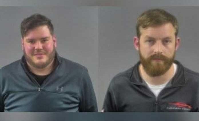 Arrestan a dos empleados de GM por jugar carreritas con vehículos de prueba Corvette 2020