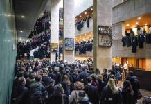 Los abogados se unen a la huelga en Francia