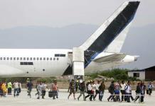 Nepal pide a su aeropuerto no usar tanta electricidad