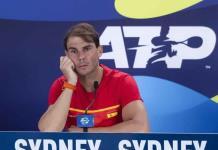 Rafa Nadal critica a los organismos de tenis