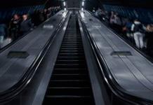 El 25% de averías en escaleras eléctricas, porque usuarios las orinan