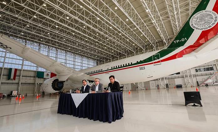 Venta de avión presidencial recuperará el costo de mantenimiento: Monreal