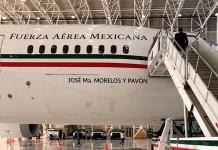 FOTOGALERÍA| Así era viajar en el avión presidencial José María Morelos