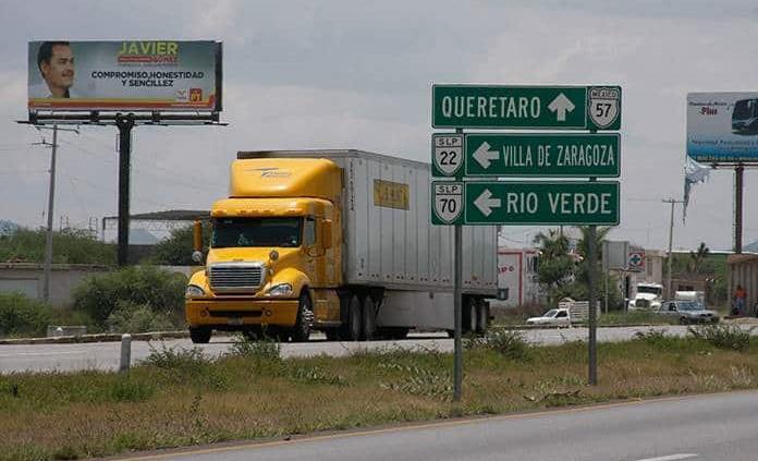 Carreteras de SLP, entre las más letales