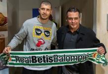 El Betis oficializa el fichaje de Guido Rodríguez, procedente del América