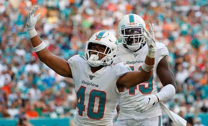 Dolphins de Miami esperan rival para jugar en el Estadio Azteca
