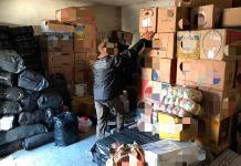 Aseguran más de 26 toneladas de pirotecnia en Nuevo León