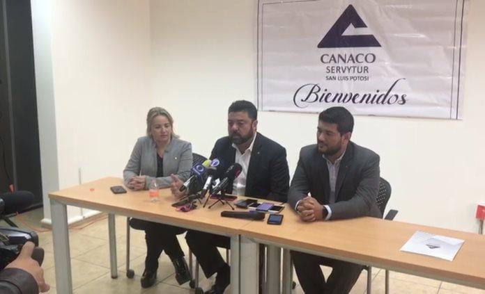 Surgen dos aspirantes para renovar la presidencia local de la Canaco