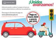 Todo lo que debes saber sobre el pago del control vehicular 2020