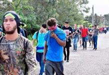 No habrá salvoconductos para nueva caravana migrante, advierte Segob
