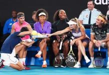 Destacados tenistas participan en evento de recaudación de fondos para combatir los incendios en Australia