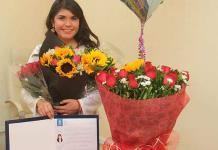 Isabel Auces Mora es licenciada en Administración de Empresas