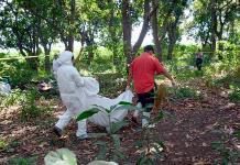 Rescatan restos en fosa clandestina en Jalisco