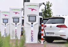 Crece red de carga de autos eléctricos en vías europeas