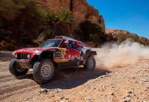 Gana Sainz la 10ma. etapa del Rally Dakar