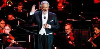 Ovacionan a Plácido en la Ópera de Berlín