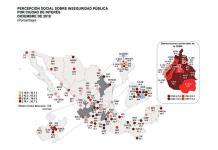 Aumenta en la capital potosina la percepción de inseguridad