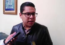 Asegura Edson que candidato de Morena para la gubernatura no será un chapulín
